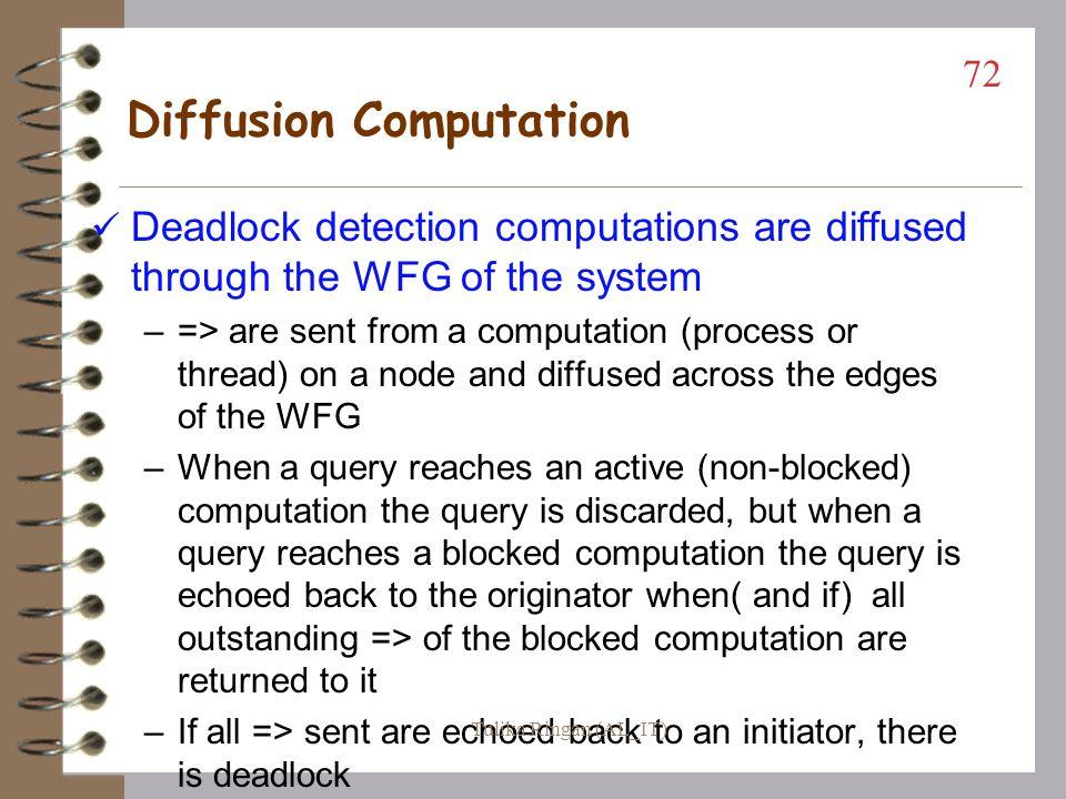 Diffusion Computation