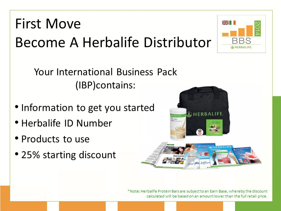 Your International Business Pack (IBP)contains: