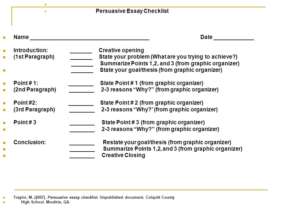 persuasive essay introduction graphic organizer Persuasive essay outline graphic organizer 1 persuasive essay outlinesophomore english - mcqueen introduction paragraph hook.