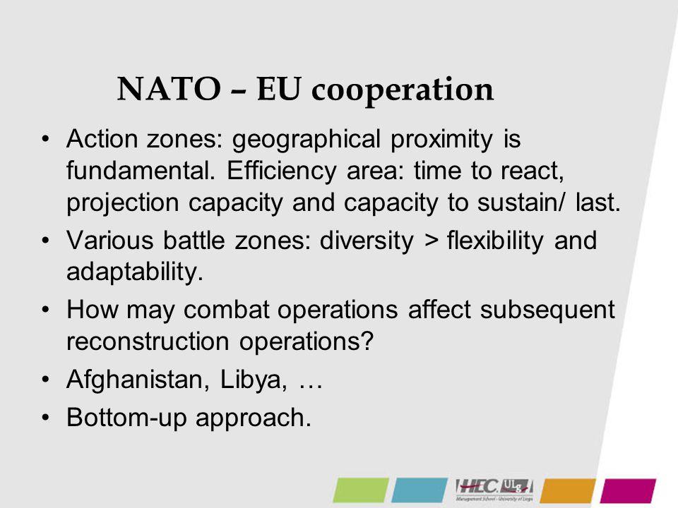 NATO – EU cooperation