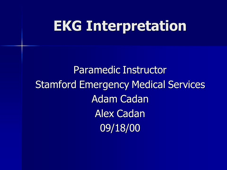 Stamford Emergency Medical Services