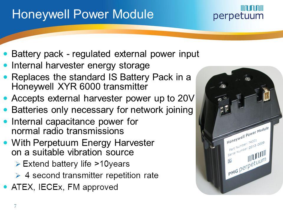 Honeywell Power Module