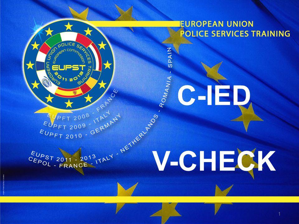 C-IED V-CHECK 1 1