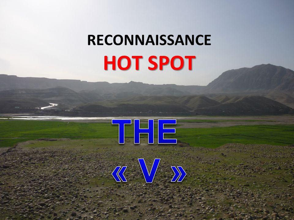 RECONNAISSANCE HOT SPOT