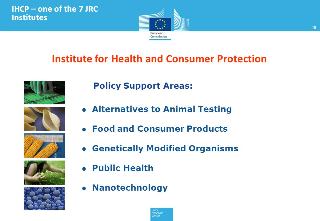 Institute for Health and Consumer Protection