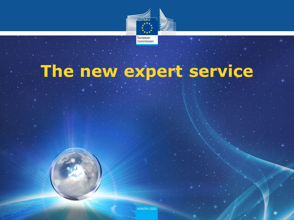 The new expert service