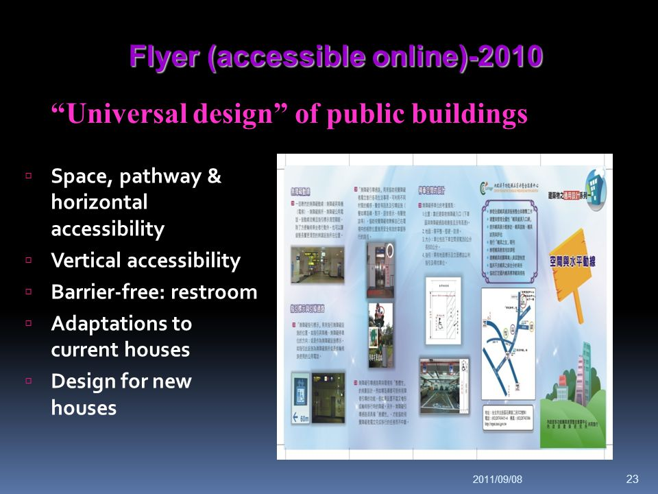 Flyer (accessible online)-2010