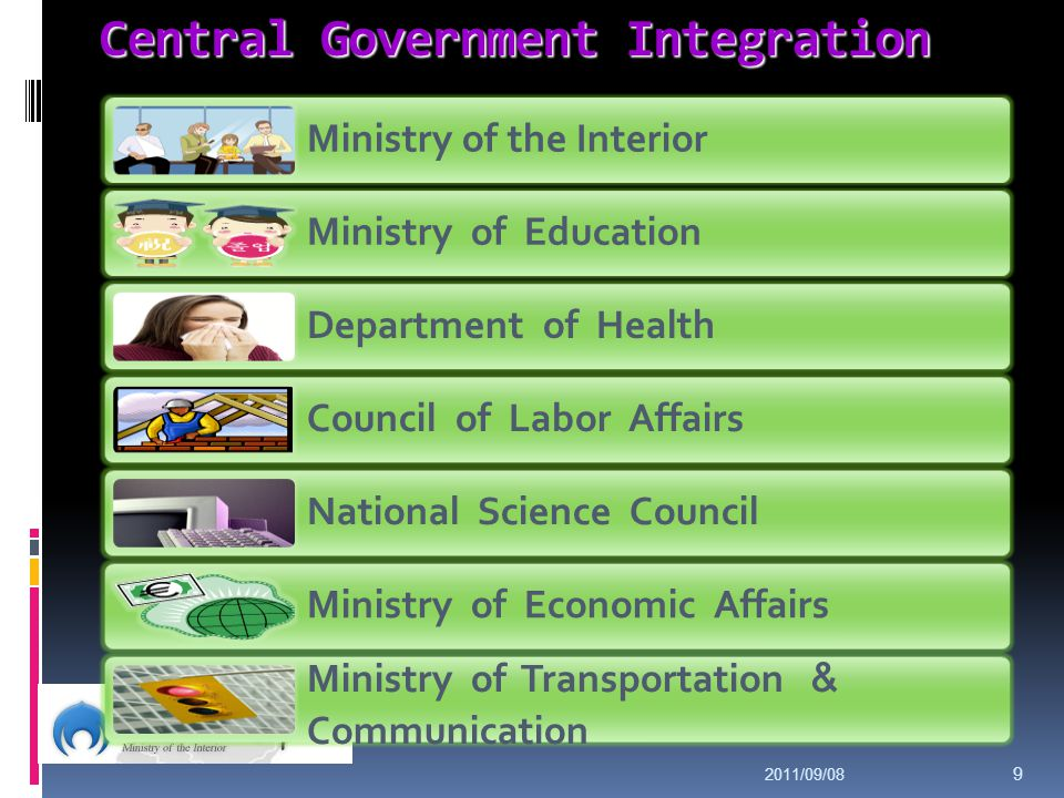 Central Government Integration
