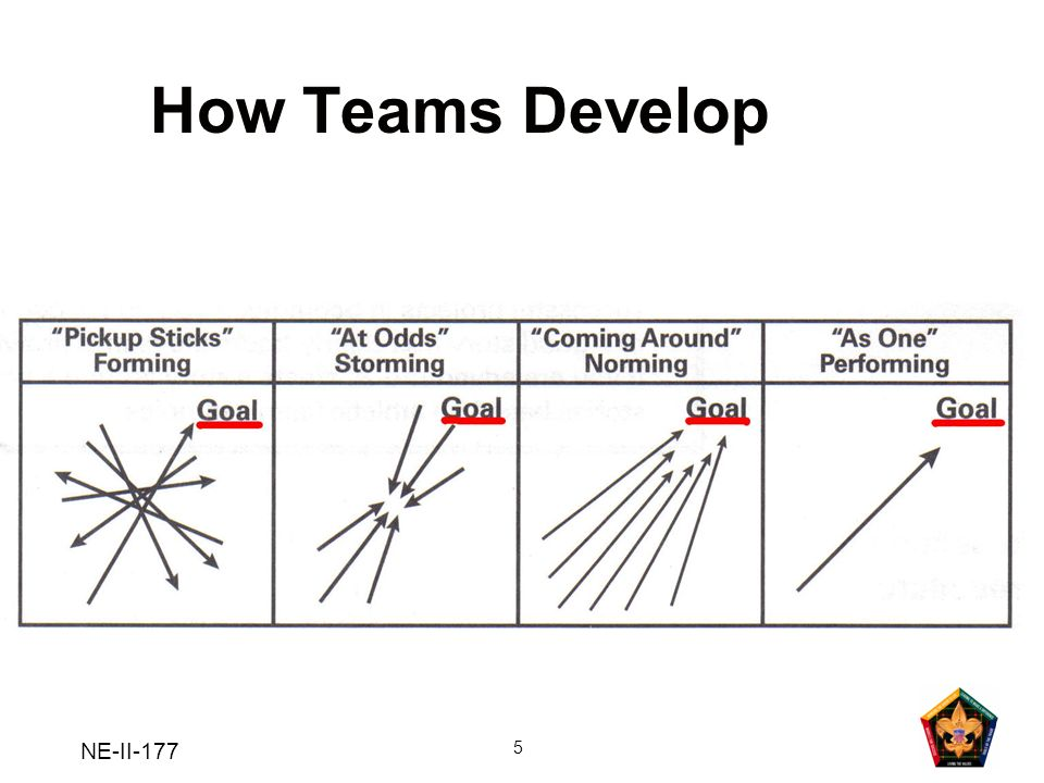 How Teams Develop NE-II-177