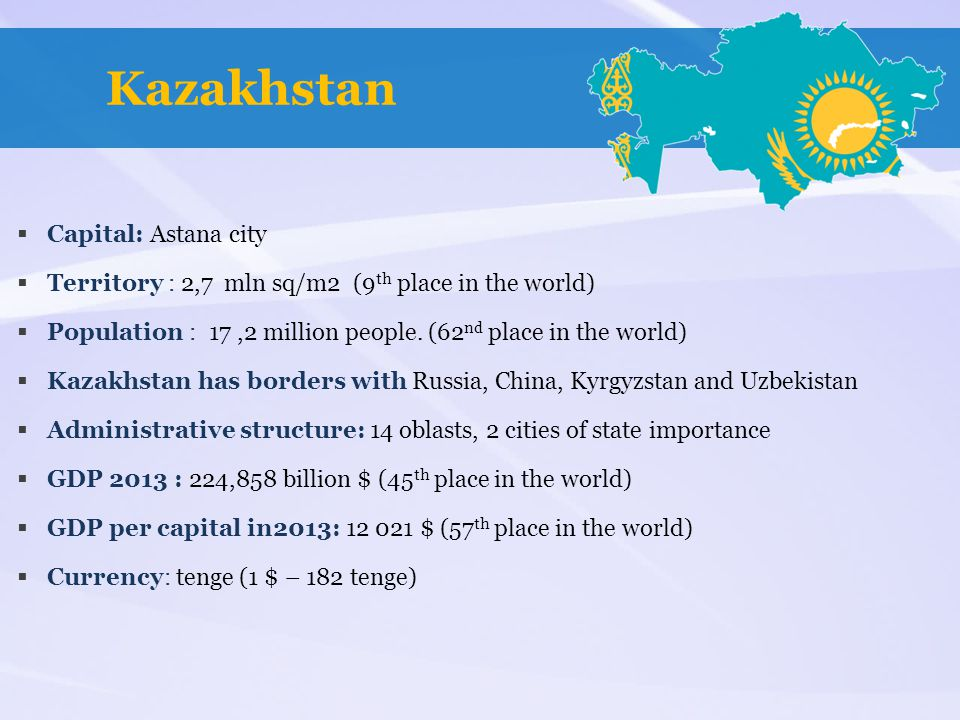 Kazakhstan Capital: Astana city