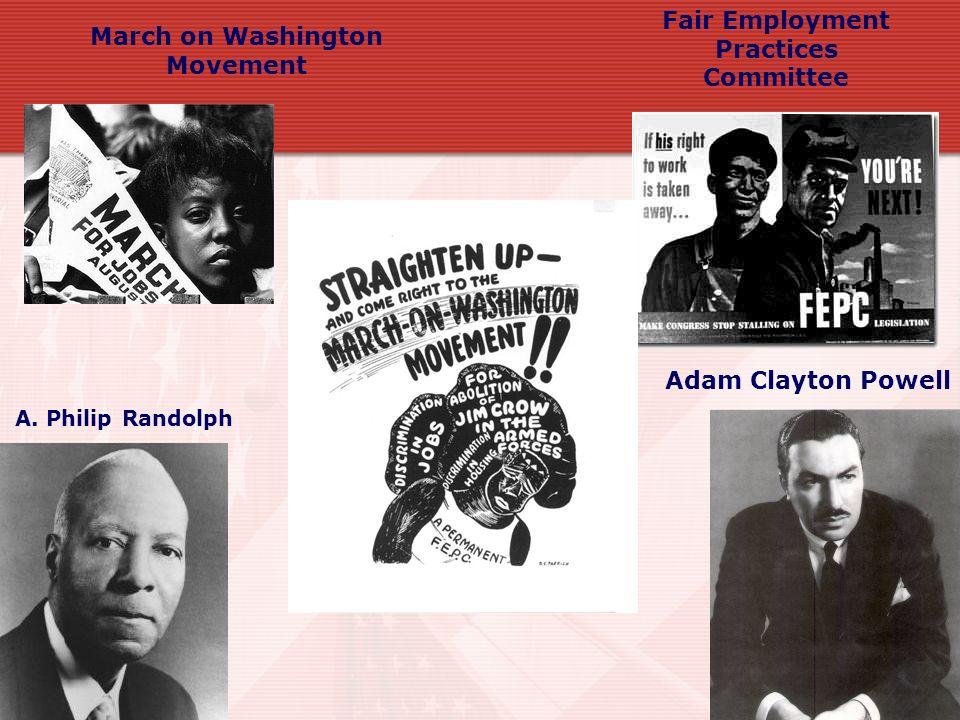 March on Washington Movement