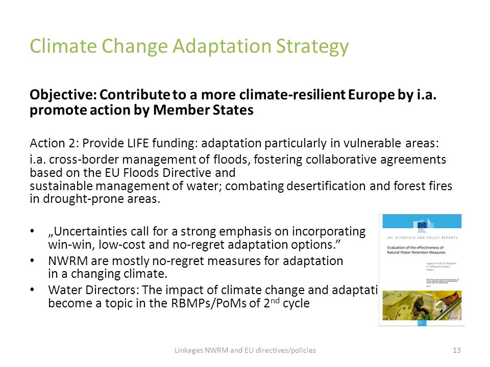 Climate Change Adaptation Strategy
