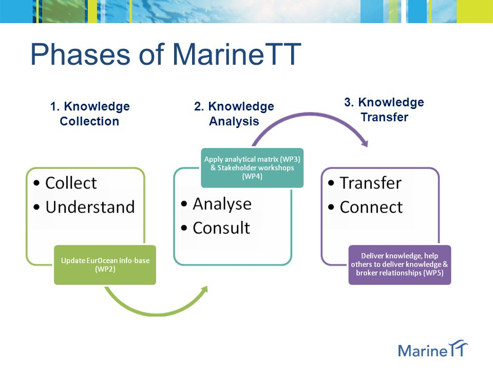 MarineTT Definition What is a Knowledge Output