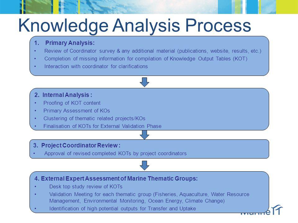 MarineTT Phase 2: Knowledge Analysis