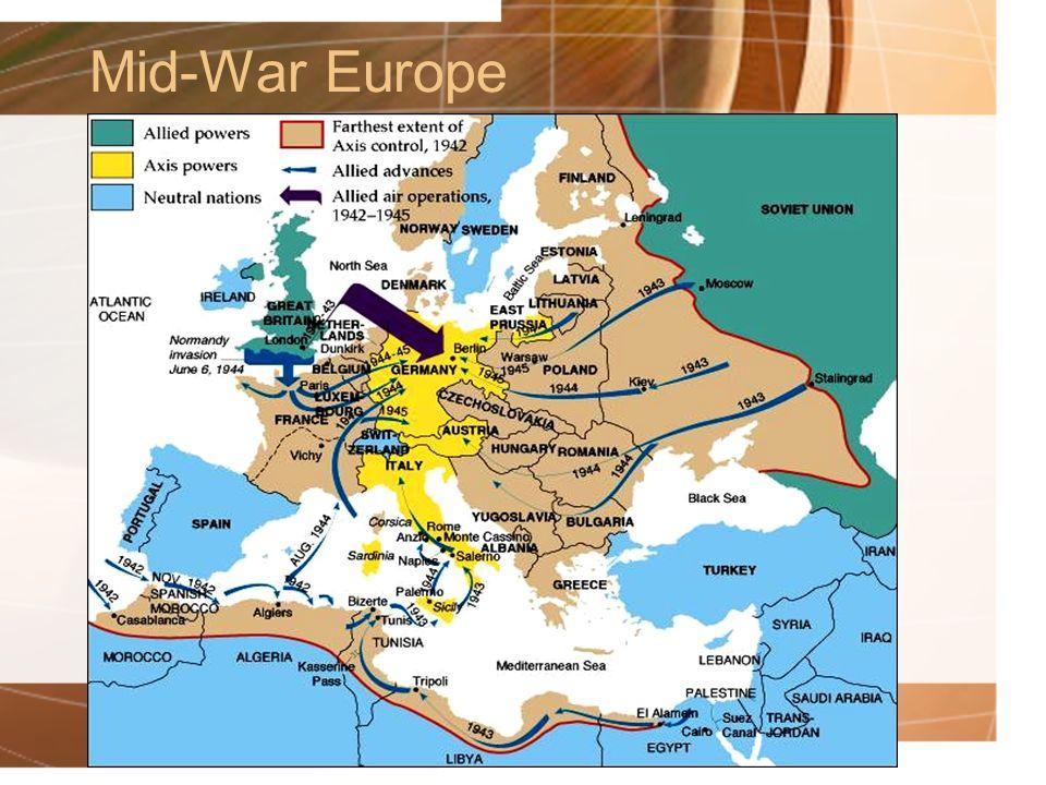 Mid-War Europe