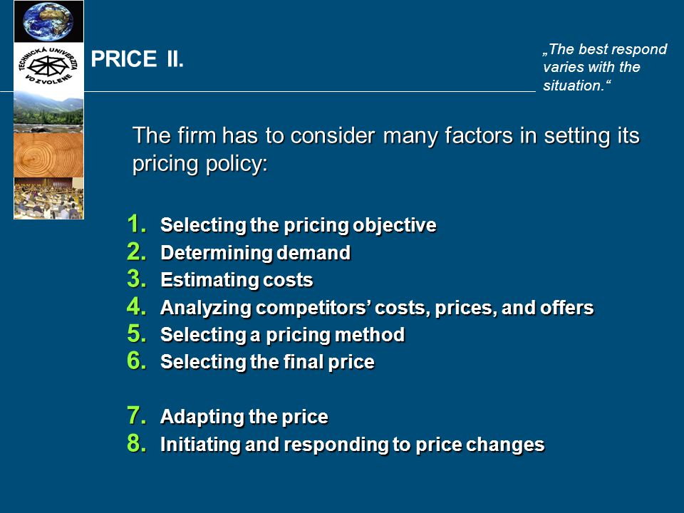 PRICE I. Missed opportunities High Price paid Medium Price= Value Low