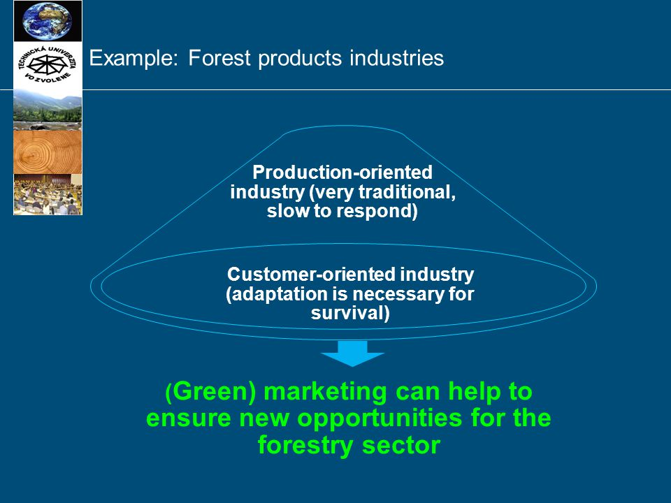 Five reasons for increased use of green marketing