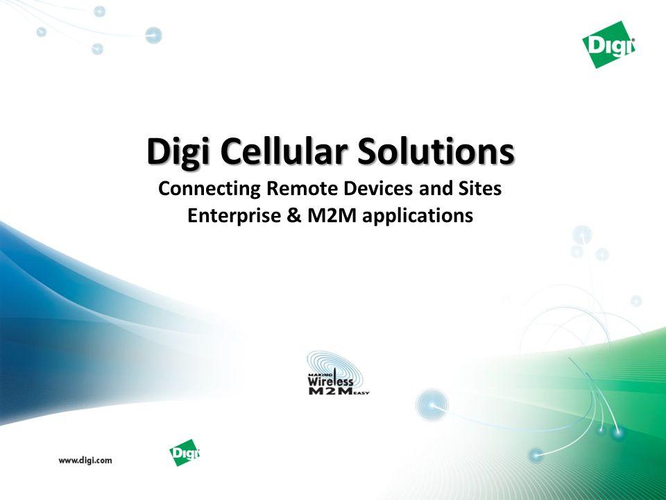 Digi Cellular Solutions