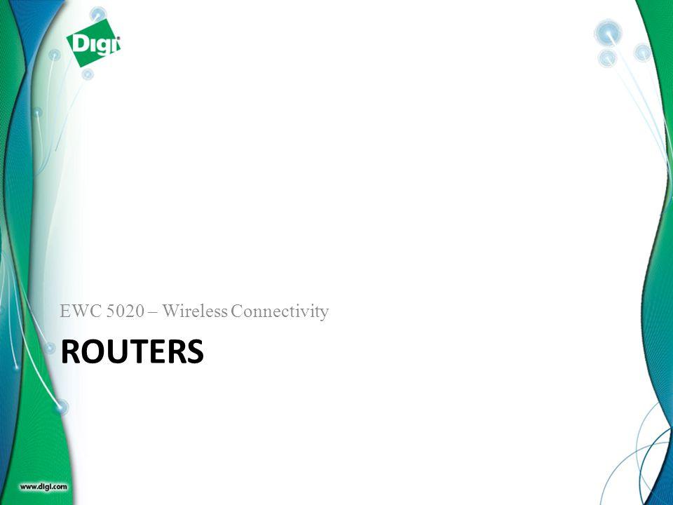 EWC 5020 – Wireless Connectivity