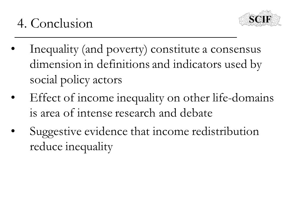 A study of income generation policies