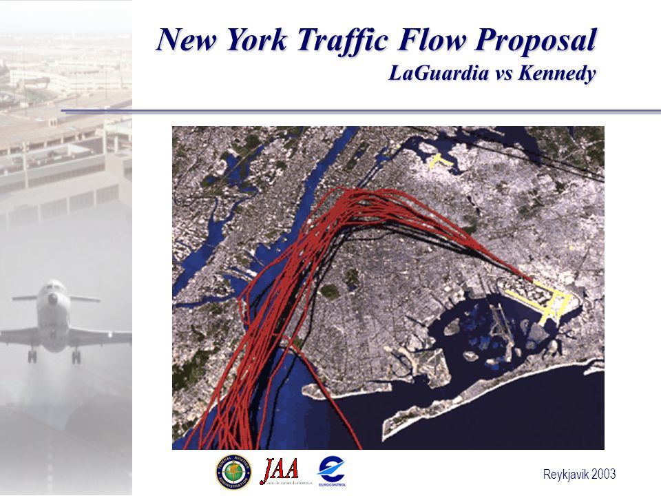 New York Traffic Flow Proposal