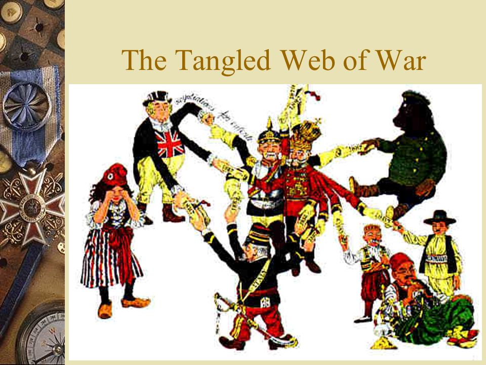 The Tangled Web of War