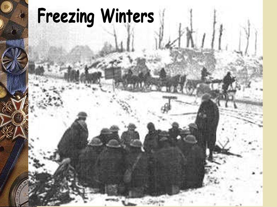 Freezing Winters