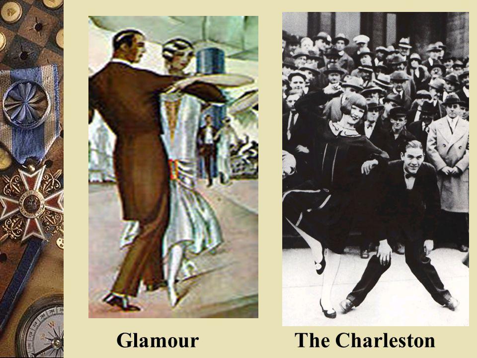 Glamour The Charleston