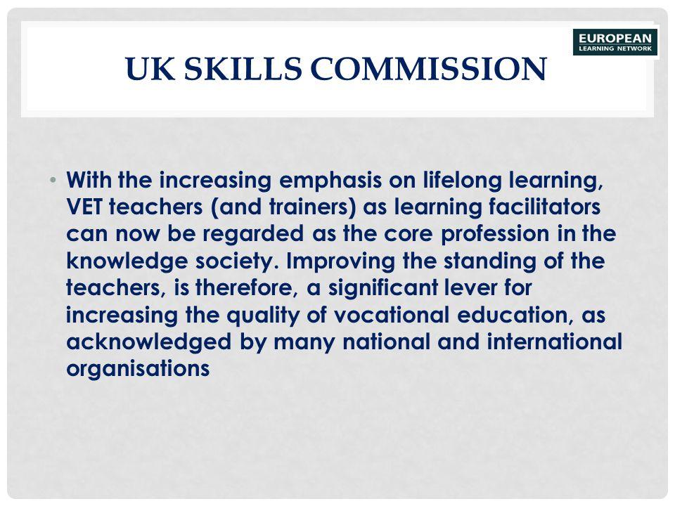 UK Skills Commission