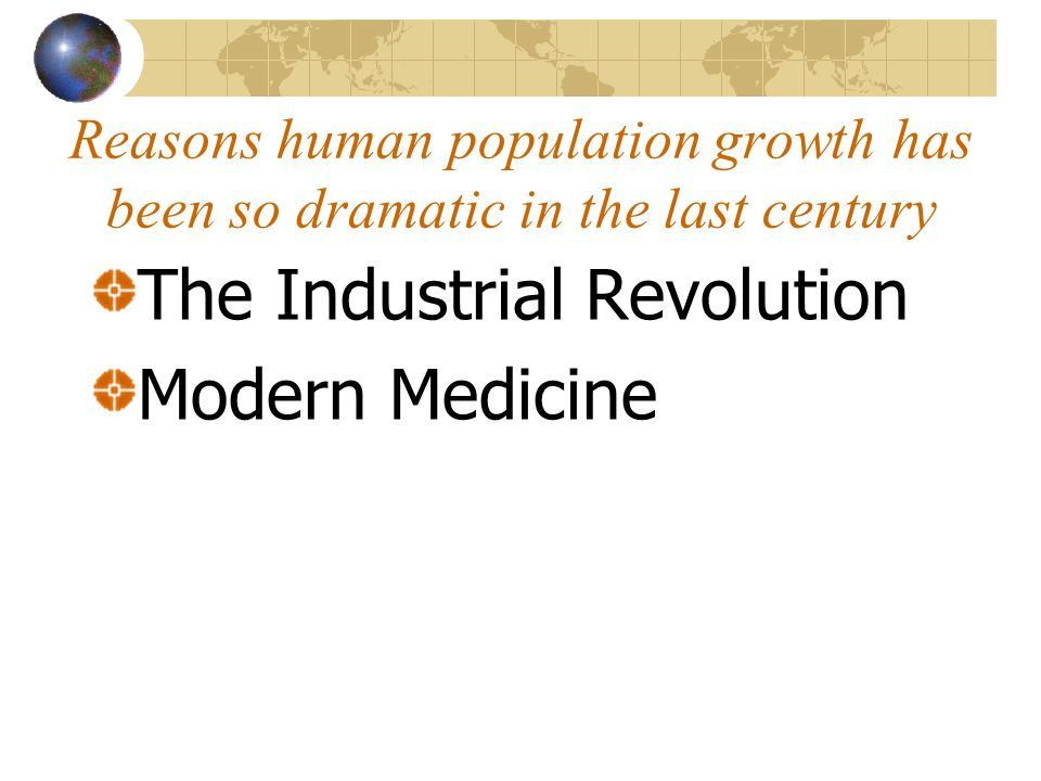 The Industrial Revolution Modern Medicine