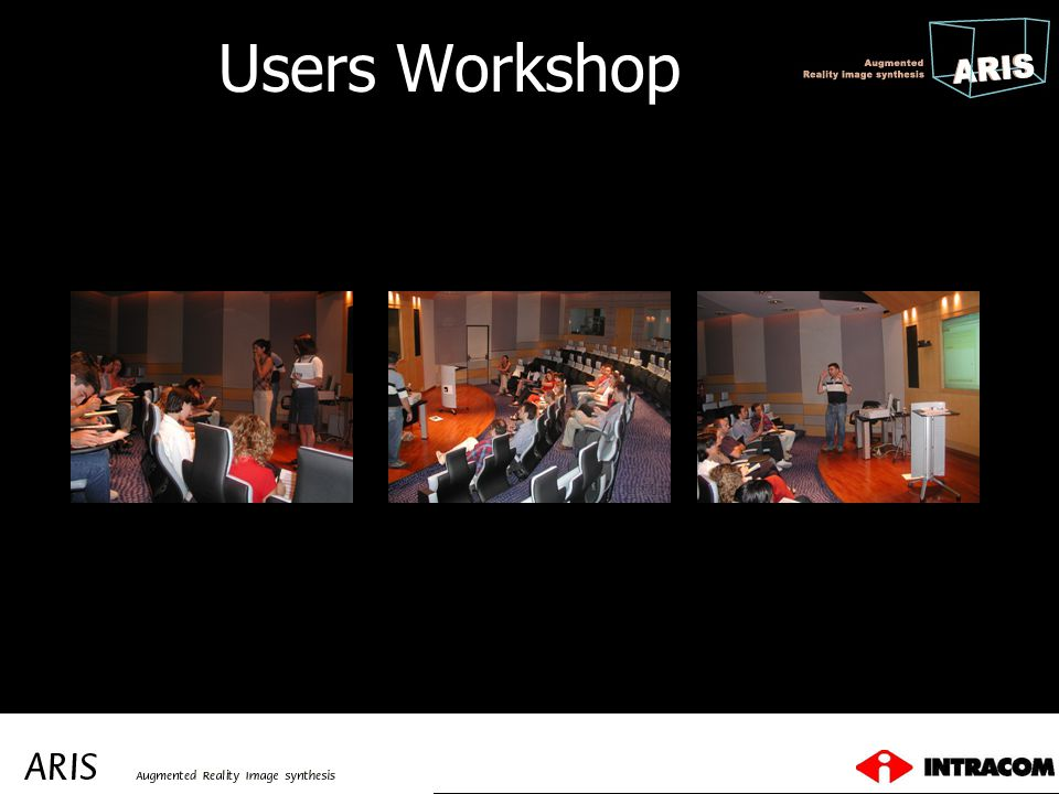Users Workshop