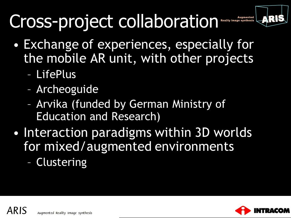 Cross-project collaboration