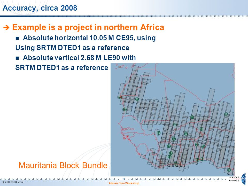 Mauritania Block Bundle