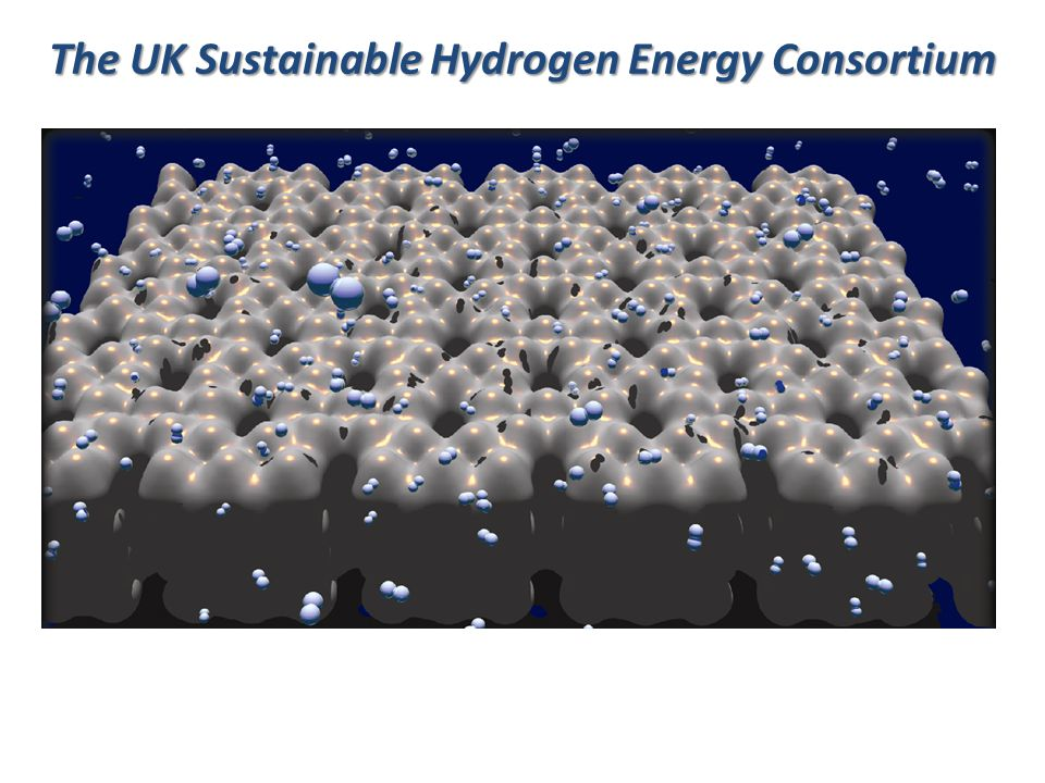 The UK Sustainable Hydrogen Energy Consortium