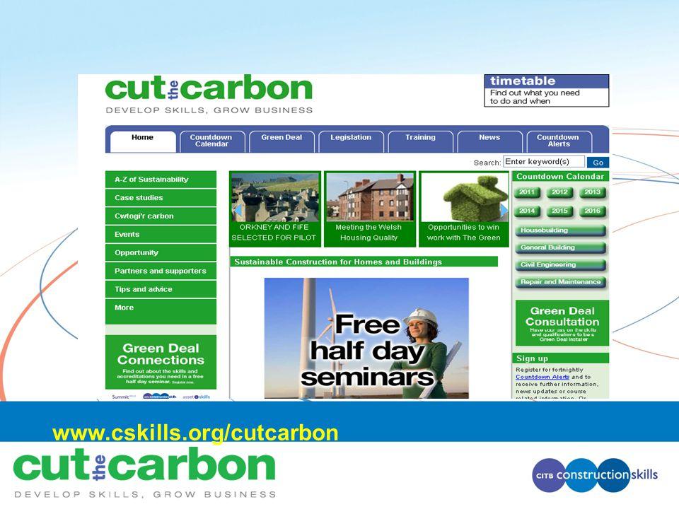 www.cskills.org/cutcarbon 18