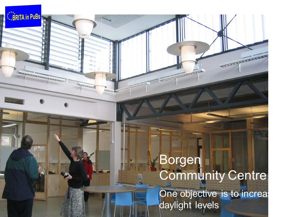 Borgen Community Centre