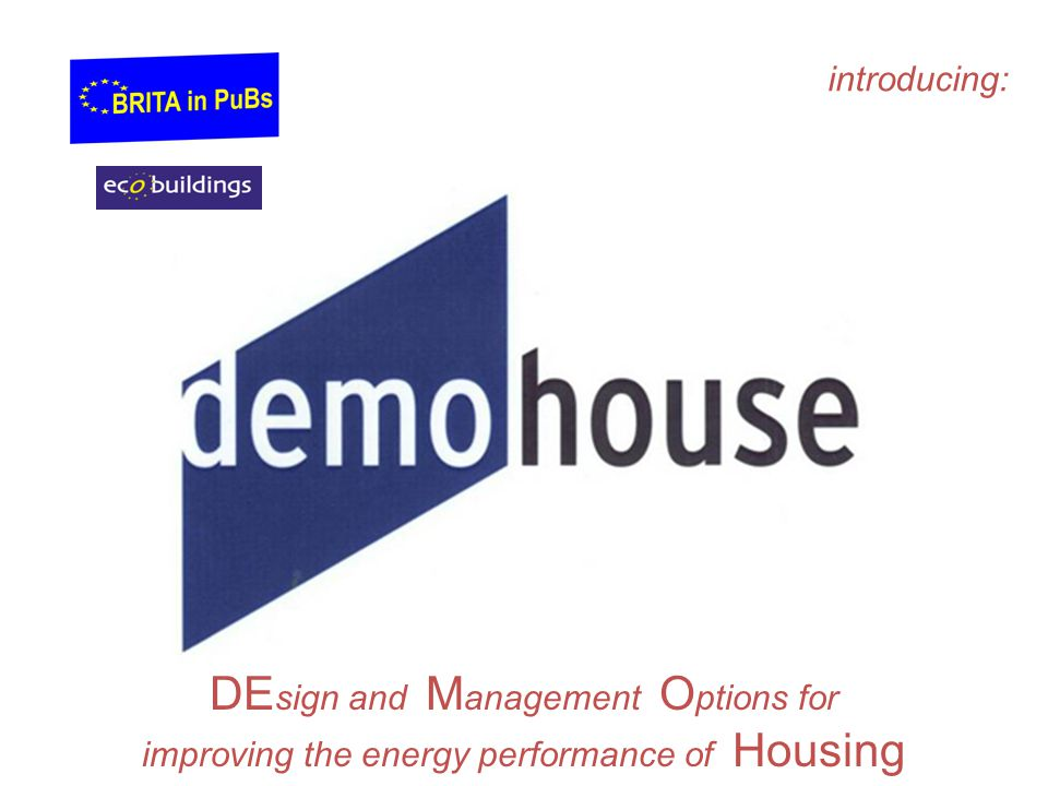DEsign and Management Options for