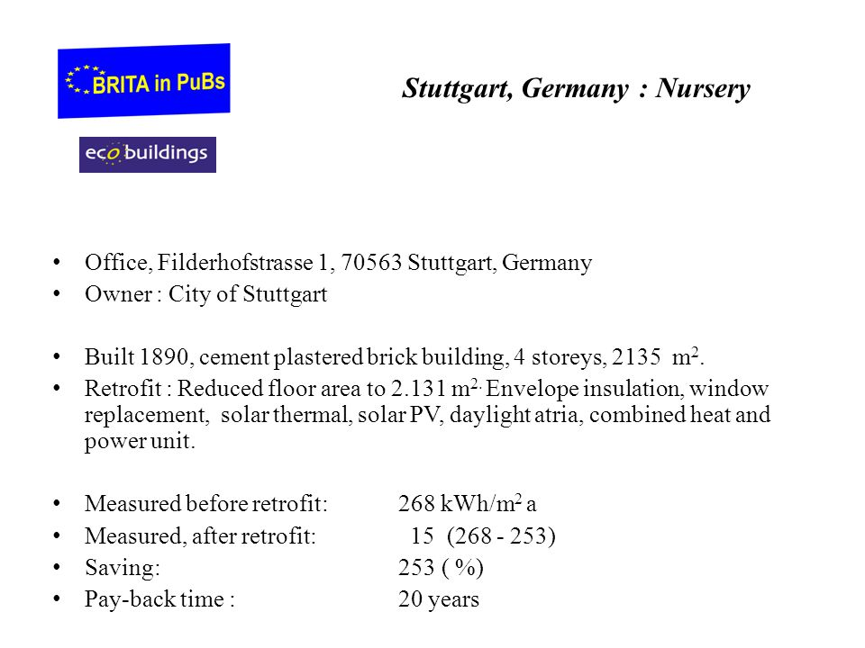 Stuttgart, Germany : Nursery