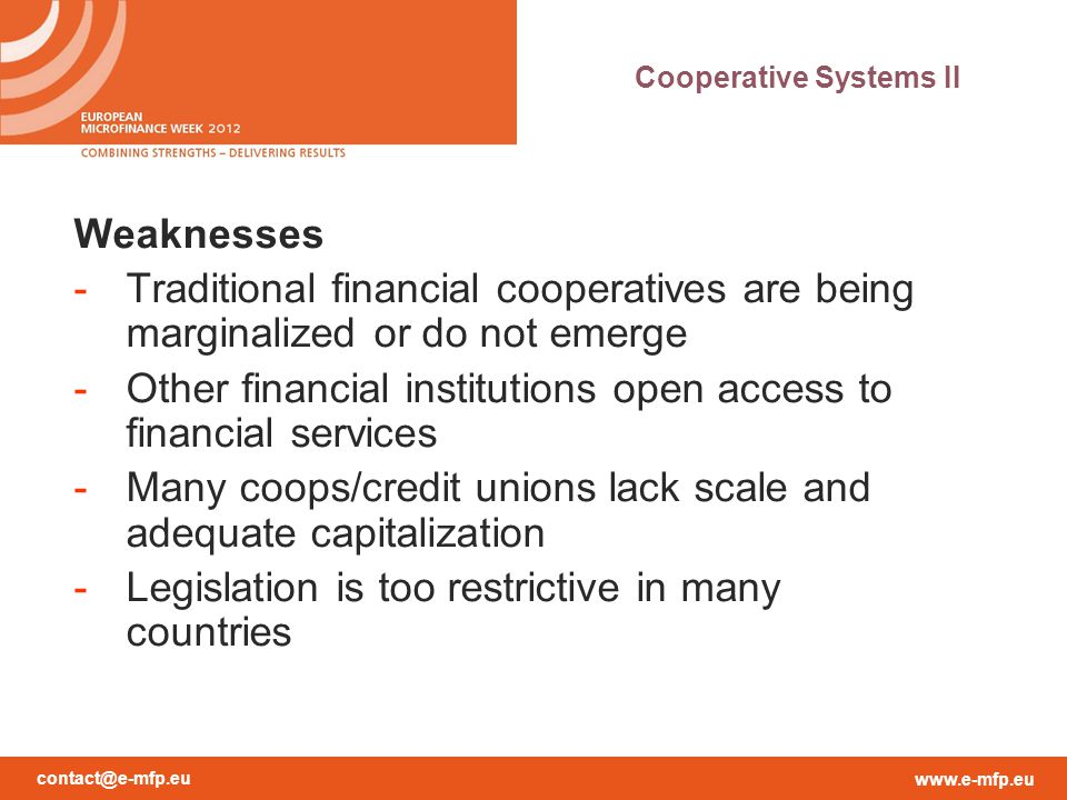 Cooperative Systems II