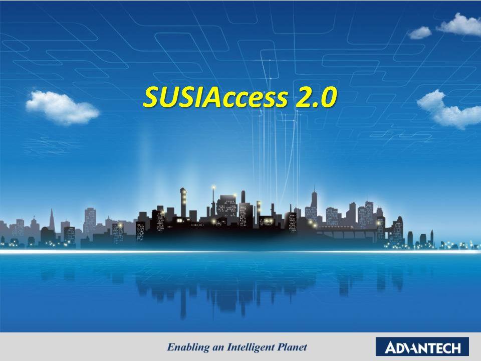 SUSIAccess 2.0 Alan.Kao