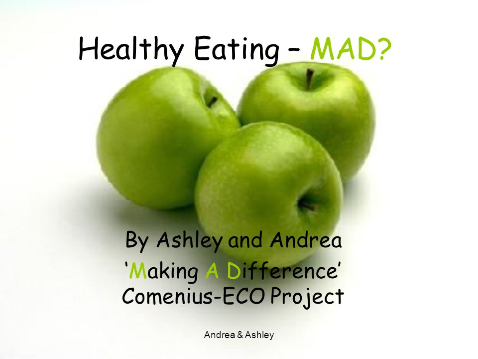 By Ashley and Andrea 'Making A Difference' Comenius-ECO Project