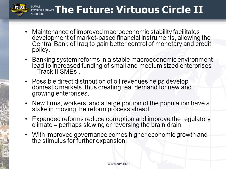 The Future: Virtuous Circle II