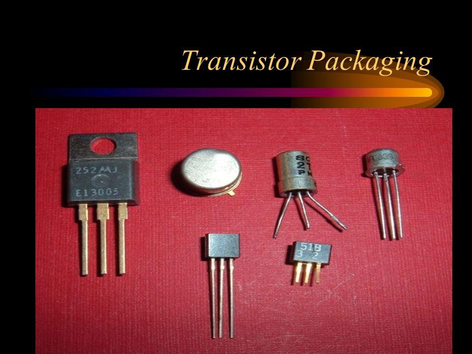 Transistor Packaging