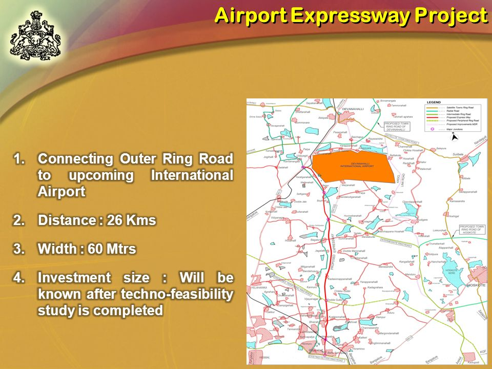 Airport Expressway Project