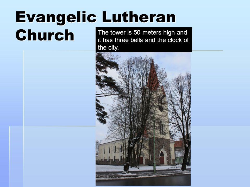 Evangelic Lutheran Church