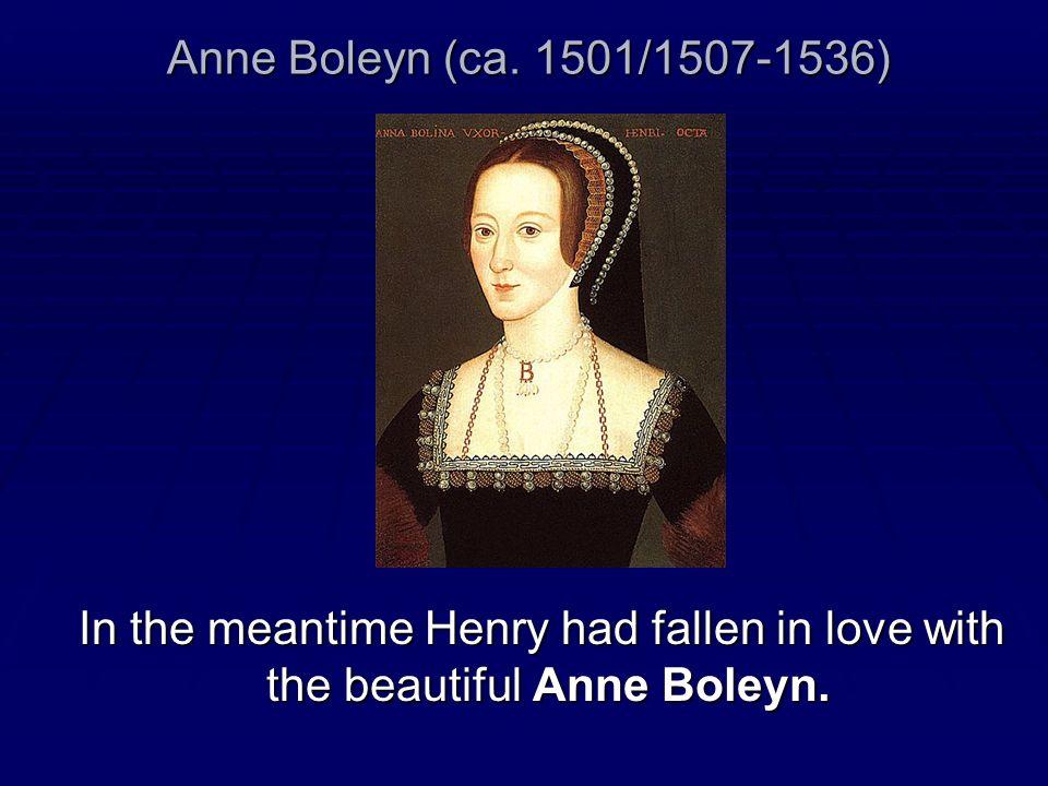 Anne Boleyn (ca.