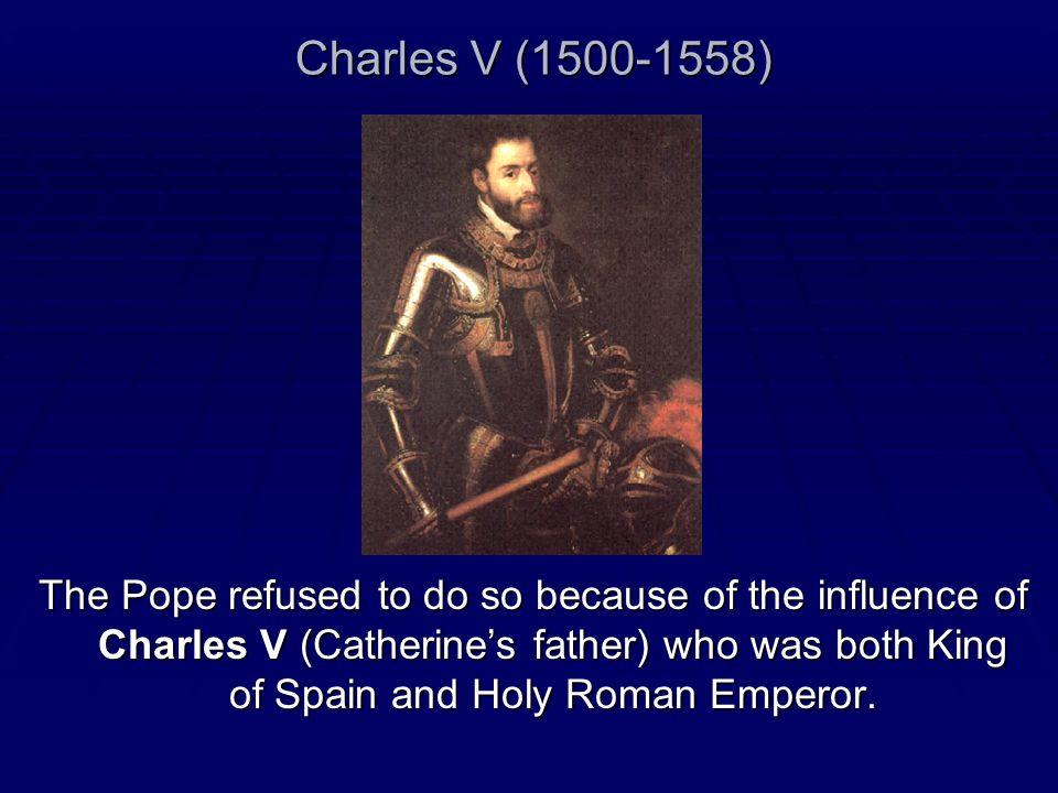 Charles V (1500-1558)