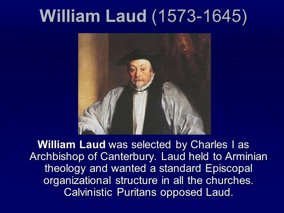 William Laud (1573-1645)