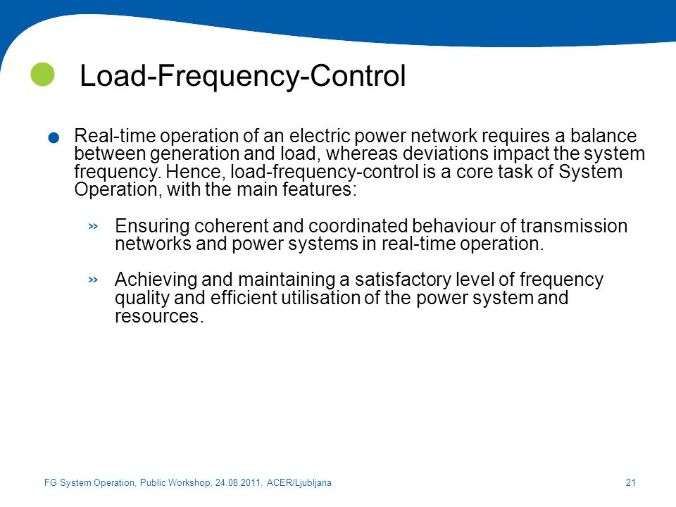 Load-Frequency-Control