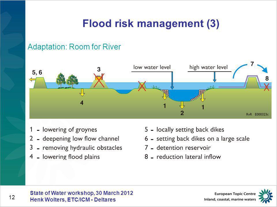Flood risk management (3)